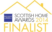 Scottish Home Awards 2014 Finalist