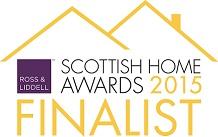Scottish Home Awards 2015 Finalist