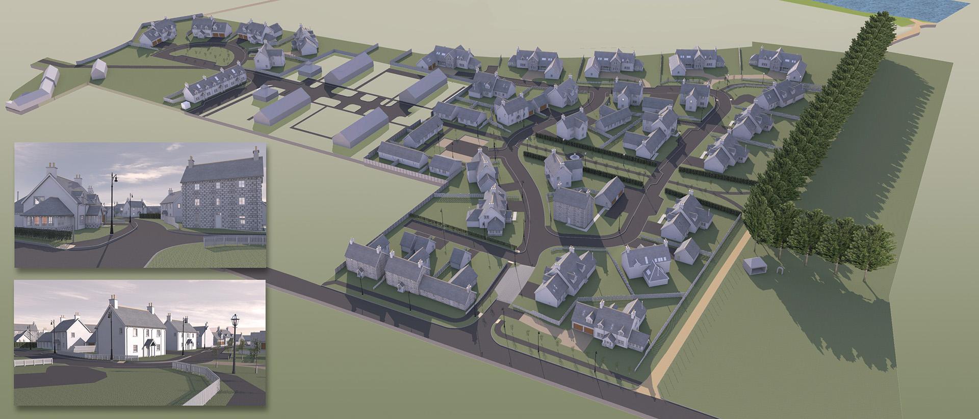 Durward Gardens Plan View